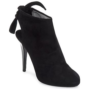 Sapatos Mulher Botas baixas Michael Kors 17124 Preto