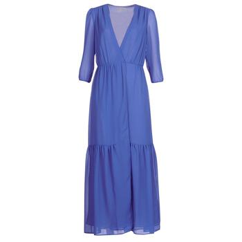 Textil Mulher Vestidos compridos See U Soon GARAGADE Azul
