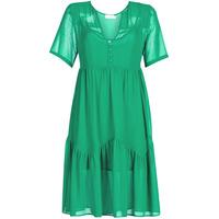 Textil Mulher Vestidos curtos See U Soon GARAGACE Verde
