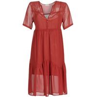 Textil Mulher Vestidos curtos See U Soon GARAGACE Vermelho