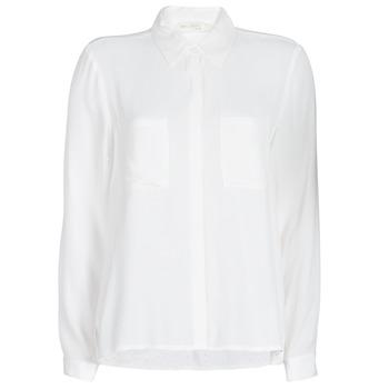 Textil Mulher camisas See U Soon GARAGARE Branco