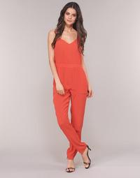 Textil Mulher Macacões/ Jardineiras See U Soon GARAGAI Vermelho