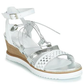 Sapatos Mulher Sandálias Regard RAXAF V1 TRES ALFA BLANC Branco