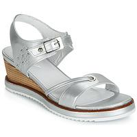 Sapatos Mulher Sandálias Regard RAXALI V3 ECLAT ARGENT Prata