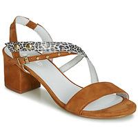 Sapatos Mulher Sandálias Regard REFTA V1 ANTE CAMEL Castanho