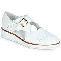 Sapatos Mulher Sapatos Regard RIXALO V1 NAPPA BLANC Branco
