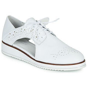 Sapatos Mulher Sapatos Regard RIXAMU V1 NAPPA BLANC Branco