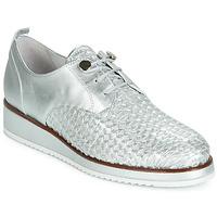 Sapatos Mulher Sapatos Regard RIXIZA V2 TRES METALCRIS PLATA Prata