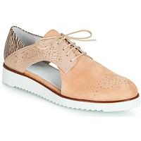 Sapatos Mulher Sapatos Regard RIXULO V1 VEL ROSE Rosa