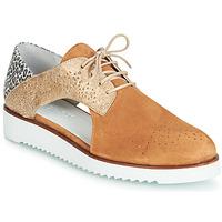 Sapatos Mulher Sapatos Regard RIXULO V3 VEL CAMEL Castanho