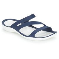Sapatos Mulher Sandálias Crocs SWIFTWATER SANDAL W Marinho