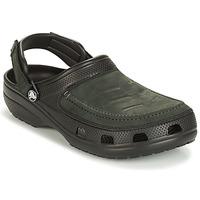 Sapatos Homem Tamancos Crocs YUKON VISTA CLOG M Preto
