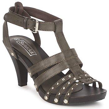 Sapatos Mulher Sandálias StylistClick MADO Toupeira