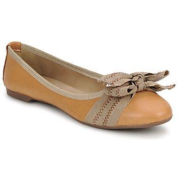 Sapatos Mulher Sabrinas StylistClick LUNA Castanho