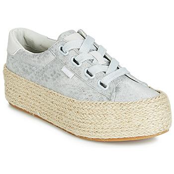 Sapatos Mulher Sapatilhas MTNG WANDA Prateado