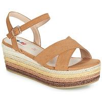 Sapatos Mulher Sandálias MTNG SOCOTRA3 Castanho