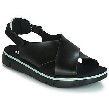 Sapatos Mulher Sandálias Camper ORUGA Preto