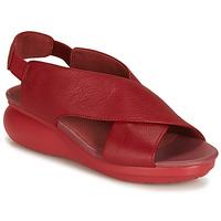 Sapatos Mulher Sandálias Camper BALLOON Vermelho