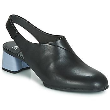 Sapatos Mulher Escarpim Camper TWSS Preto