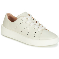 Sapatos Mulher Sapatilhas Camper COURB W Bege