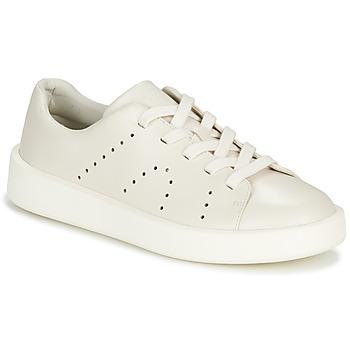 Sapatos Homem Sapatilhas Camper COURB Bege