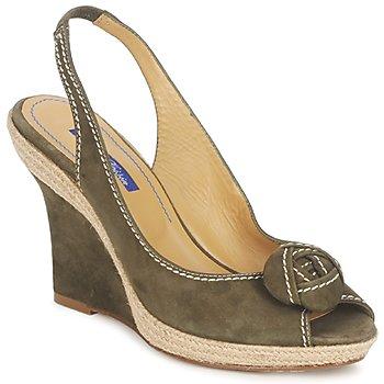 Sapatos Mulher Sandálias Atelier Voisin ALIX Cáqui