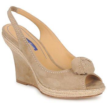 Sapatos Mulher Sandálias Atelier Voisin ALIX Toupeira