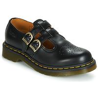 Sapatos Mulher Sapatos Dr Martens 8066 Mary Jane Preto