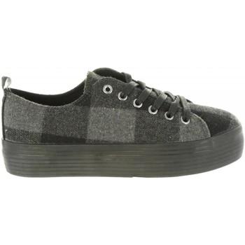 Sapatos Mulher Sapatilhas MTNG 56399 VERO Negro
