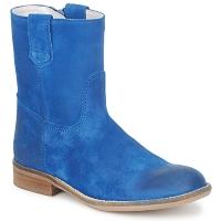 Sapatos Rapariga Botas baixas Hip DIRAN Azul