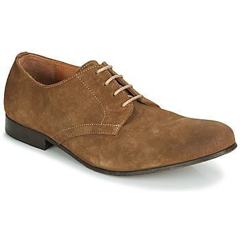 Sapatos Homem Sapatos Hudson PIER Castanho
