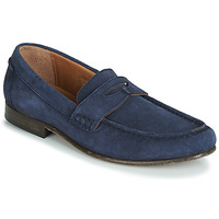 Sapatos Homem Mocassins Hudson SEINE Azul