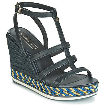 Sapatos Mulher Sandálias Tommy Hilfiger VANCOUVER 7A Marinho