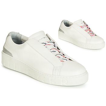 Sapatos Mulher Sapatilhas Tommy Hilfiger SANDIE 4A Branco