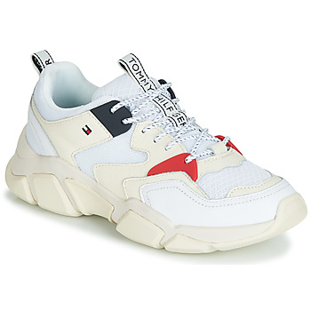 Sapatos Mulher Sapatilhas Tommy Hilfiger BILLY 1C Branco