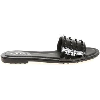 Sapatos Mulher Chinelos Tod's XXW0OV0Y401OW0B999 nero