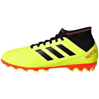 Sapatos Criança Chuteiras adidas Originals Predator 183 AG J Amarelo