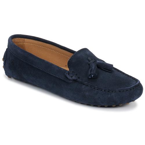 Sapatos Mulher Mocassins Casual Attitude JALAYALE Marinho