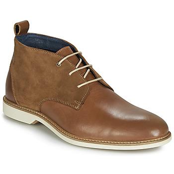 Sapatos Homem Botas baixas Casual Attitude JALAYAPE Castanho