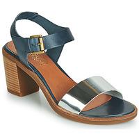 Sapatos Mulher Sandálias Casual Attitude JALAYEVE Azul / Prata