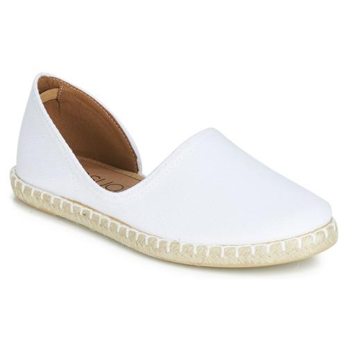 Sapatos Mulher Alpargatas Casual Attitude JALAYIVE Branco