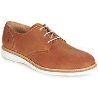 Sapatos Homem Sapatos Casual Attitude JALAYIME Conhaque