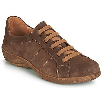 Sapatos Homem Sapatos Casual Attitude JALIYAFE Castanho
