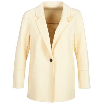 Textil Mulher Casacos/Blazers Oakwood OSLO Amarelo / Claro