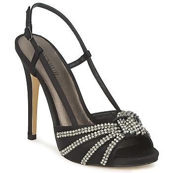 Sapatos Mulher Sandálias Menbur ACER Preto