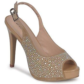 Sapatos Mulher Sandálias Carmen Steffens NIMEA Castanho