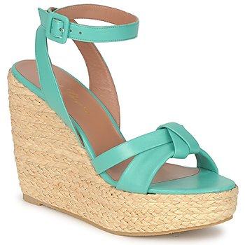 Sapatos Mulher Sandálias Robert Clergerie DEBA Pacífico / Natural
