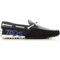 Sapatos Homem Mocassins Tod's XXM0GW0X900IUP0XQE nero