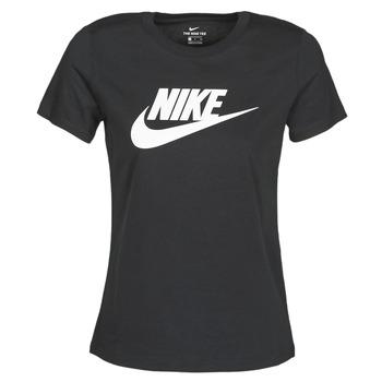 Textil Mulher T-Shirt mangas curtas Nike NIKE SPORTSWEAR Preto