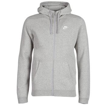 Textil Homem Sweats Nike MEN'S NIKE SPORTSWEAR HOODIE Cinza